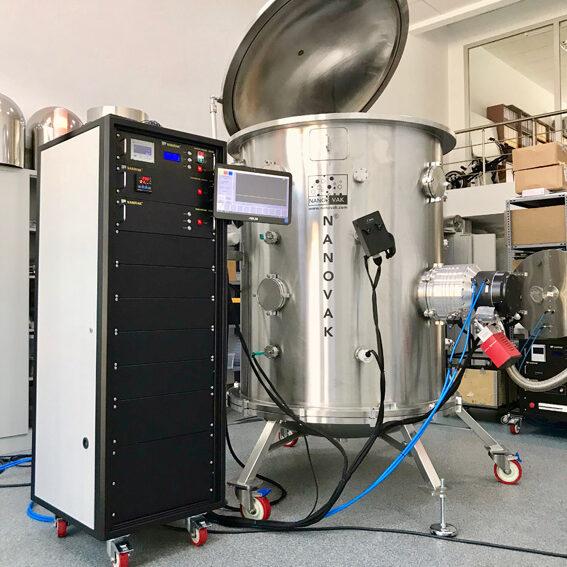 Vakum Fırınları ve Gaz Atma Sistemleri